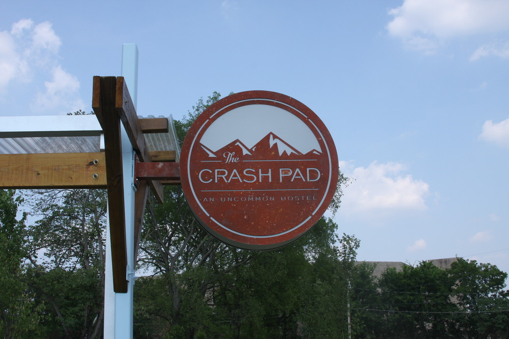 The Crash Pad: An Uncommon Hostel Indeed
