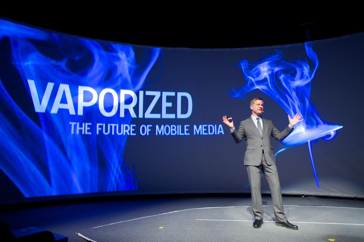 Media Futurist Robert Tercek to Headline Demo Day